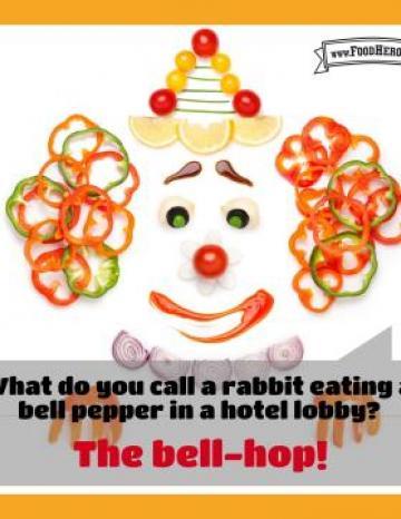 Bell Pepper Joke