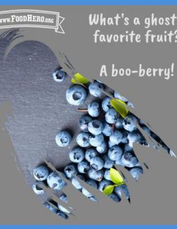 Blueberry Joke