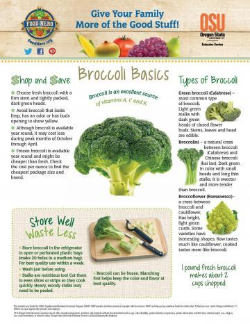 Broccoli Monthly