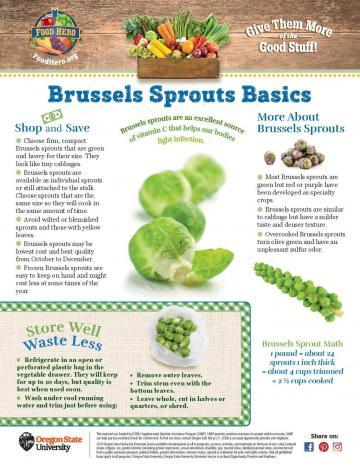 Brussels Sprouts Monthly