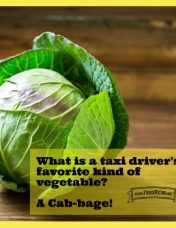 Cabbage Joke