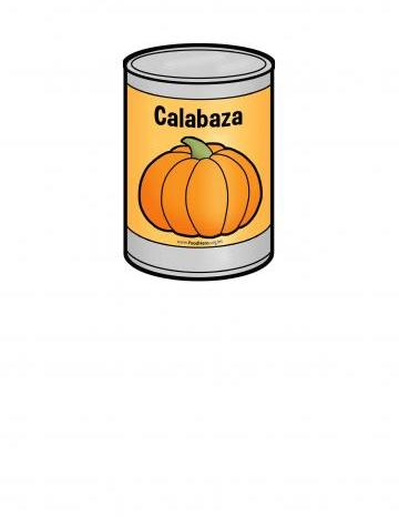 Ilustración de Conservas de Calabaza