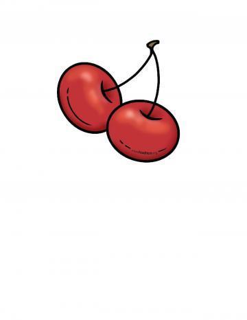 Ilustración de Cereza