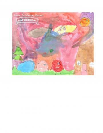 Kids Art Winners - Cherry