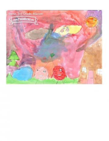 Niños Art Winners - Foto de Cereza