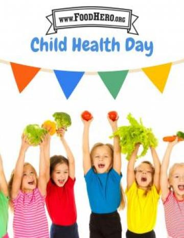 Child Health Day October 2nd