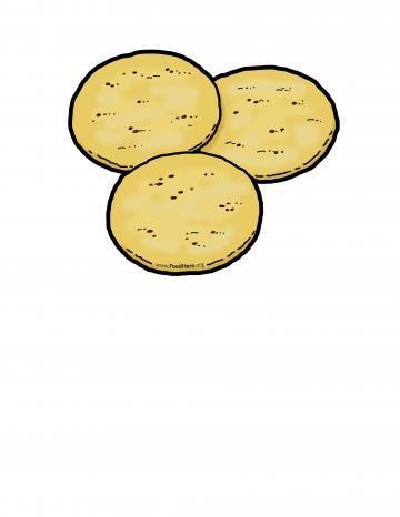 Ilustración de Tortillas de Maíz