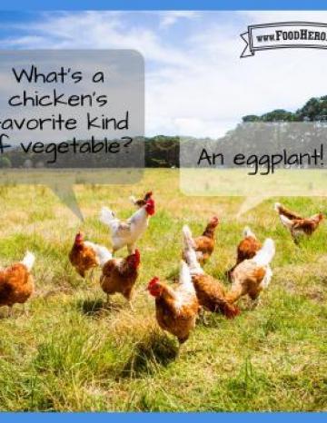 Eggplant Joke