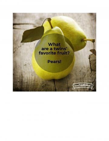 Pear Joke