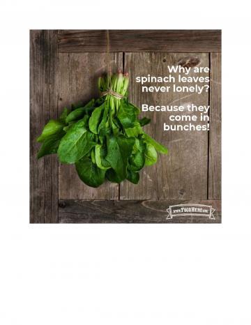Leafy Green Joke