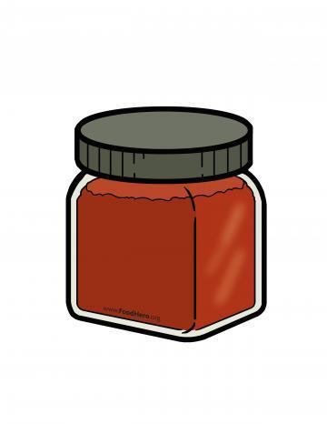 Chili Powder Illustration