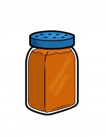 Cinnamon Illustration