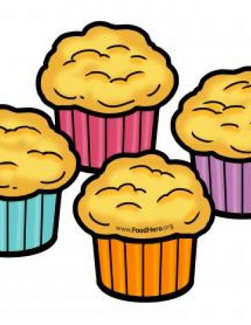 Muffins Color