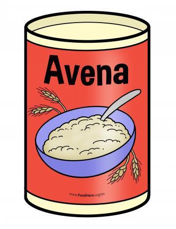 llustración de Avena