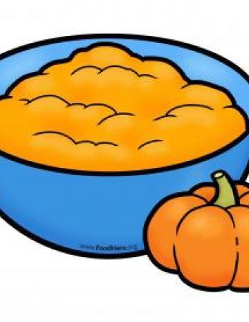 Pumpkin Puree Color