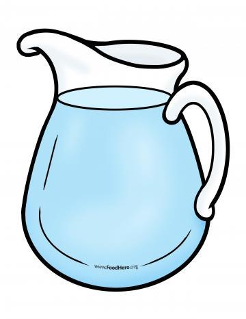 Water Pitcher Color