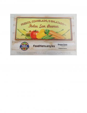 Banner - Spanish