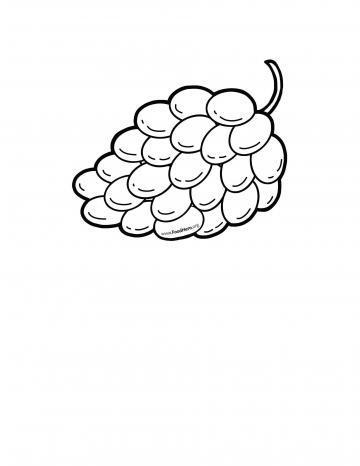 Grapes Blackline