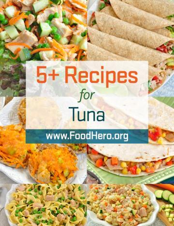 Recipes for Tuna