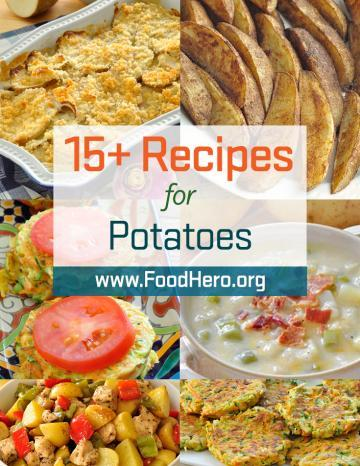 Recipes for Potatoes