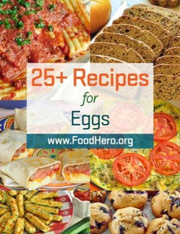Recipes for Eggs