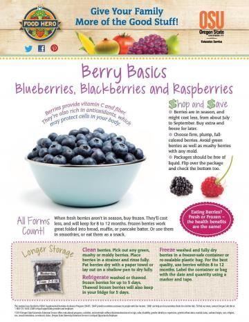 Berry Monthly