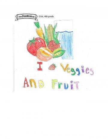 Kid Art Contest Winner