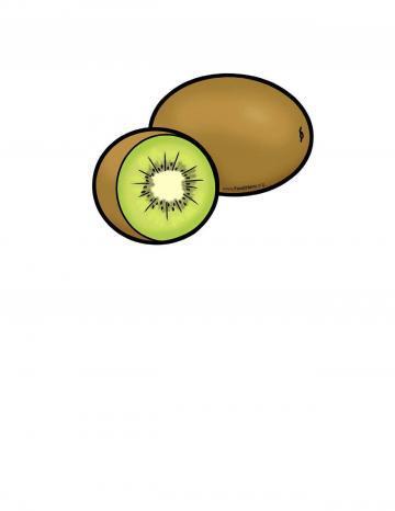 Ilustración de Kiwi