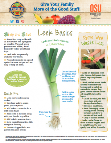 Leeks Monthly Magazine