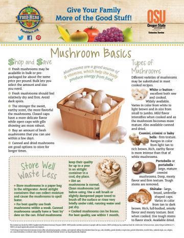 Mushroom Monthly
