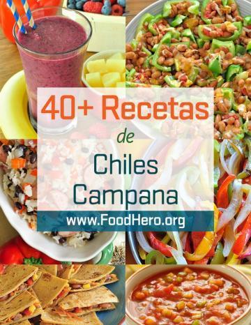 Recetas de Chiles Campana