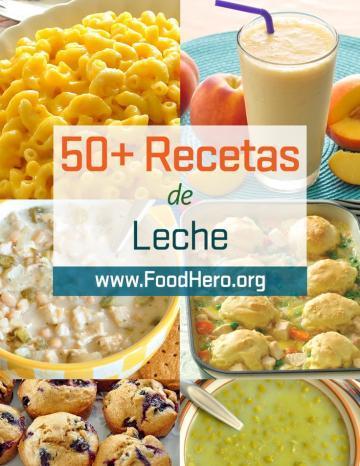Recetas de Leche