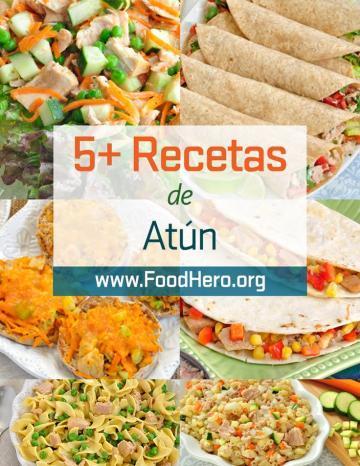 Recetas de Atún
