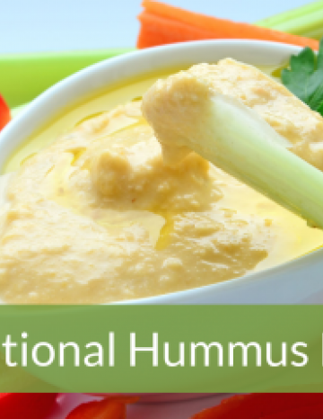 National Hummus Day May 13th