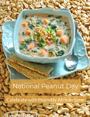 National Peanut Day September 13th