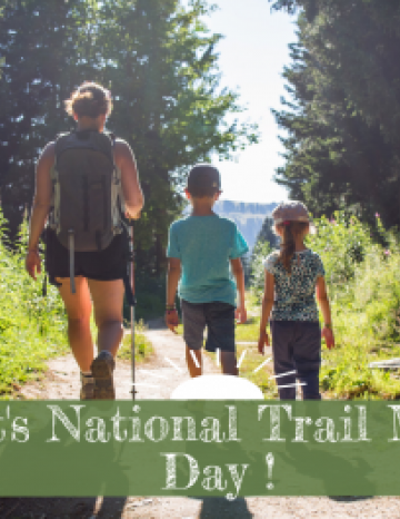 National Trail Mix Day August 31st