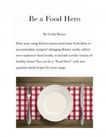 Be a Food Hero