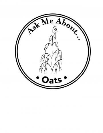 Image of Oat Hand Stamp