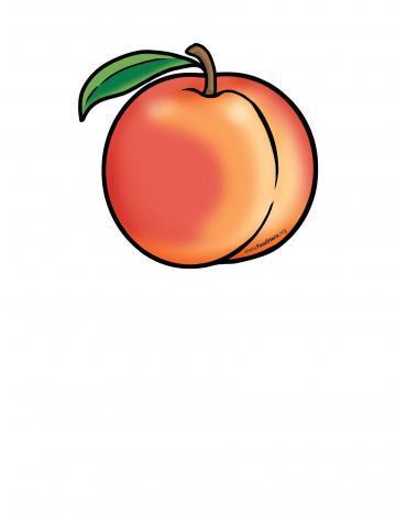 Ilustratión de Durazno
