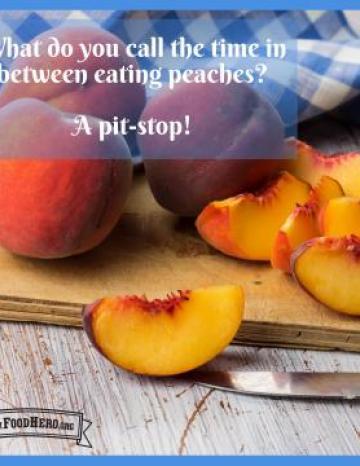 Peach Joke