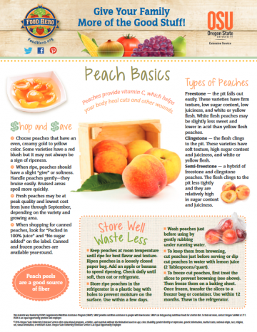 Peaches Monthly Magazine