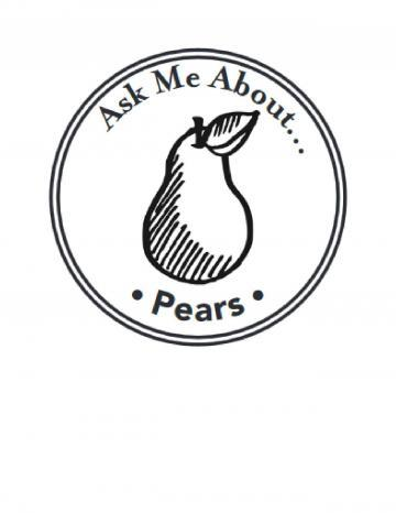 Pears Hand Stamp