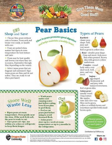 Pear Monthly