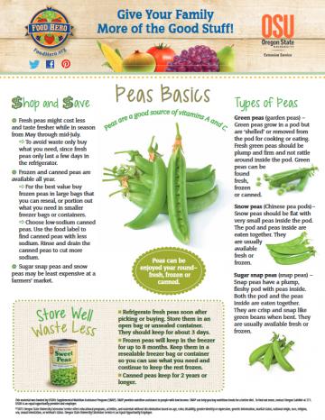 Peas Monthly Magazine