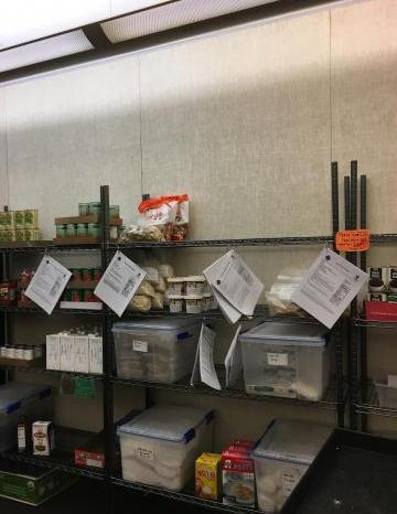 CRE Food Bank Estacada, Oregon