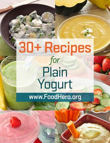 Recipes for Plain Yogurt