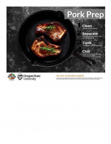 Pork Prep Infographic