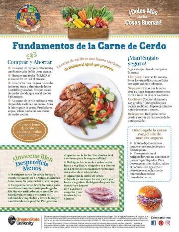 Pork Monthly Spanish 1
