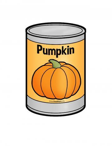 Canned Pumpkin - English