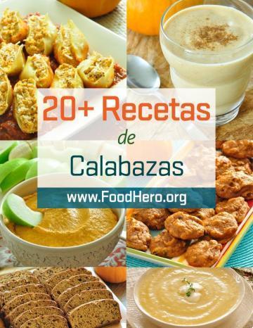 Recetas de Calabazas